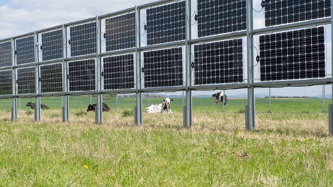 Áramtermelés új korszaka – Mindkét oldalán áramot termel az új kerítés